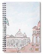 Mahakaleshwar Jyotirlinga Spiral Notebook