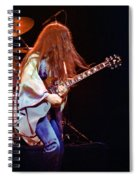 Mahogany Rush Seattle #2 Spiral Notebook