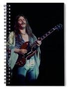 Mahogany Rush Seattle #39 Spiral Notebook