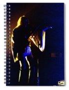 Mahogany Rush Seattle #40 Spiral Notebook