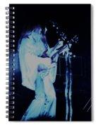 Mahogany Rush Seattle #41 Spiral Notebook