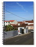 Maia - Azores Islands Spiral Notebook