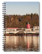 Maid Of The Loch Spiral Notebook