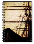 Maiden Voyage Spiral Notebook