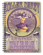 Maids Of Iron And Lace Spiral Notebook