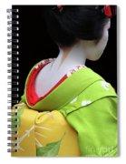 Maiko Spiral Notebook