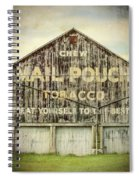 Mail Pouch Barn - Us 30 #7 Spiral Notebook