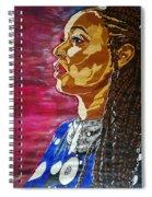 Maimouna Youssef Spiral Notebook