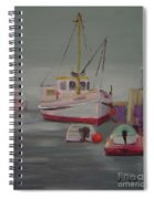 Main Boat 1 Spiral Notebook