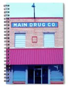 Main Drug Company Spiral Notebook