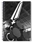 Main Engines Spiral Notebook