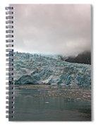 Main Glacier Spiral Notebook