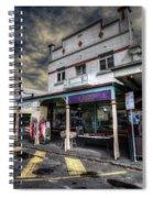 Main Street Jive Spiral Notebook