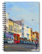 Main Street Nayck  Ny  Spiral Notebook