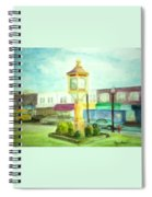 Main Street Spiral Notebook