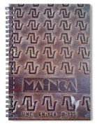 Mainca Spiral Notebook
