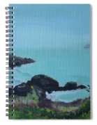 Maine Coast 1 Spiral Notebook