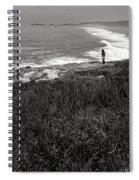 Maine Contemplation Spiral Notebook