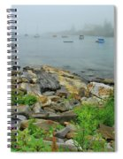 Maine Cove Spiral Notebook