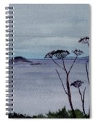 Maine Moody Distance Spiral Notebook