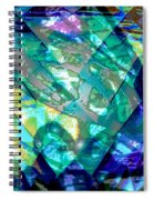 Mainspring Of Time Spiral Notebook