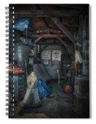 Maintenance Spiral Notebook