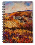 Maissin Spiral Notebook