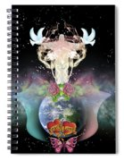 Majasty Spiral Notebook