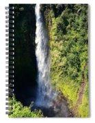 Majestic Akaka Falls Spiral Notebook
