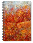 Majestic Autumn Spiral Notebook