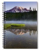 Majestic Dawn Spiral Notebook