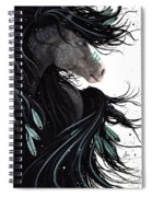Majestic Dreams Spiral Notebook