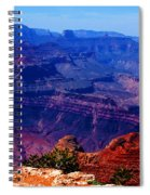 Majestic Grand Canyon Spiral Notebook