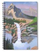 Majestic Guardian Spiral Notebook