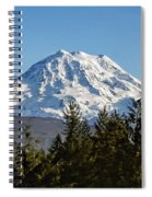 Majestic Spiral Notebook