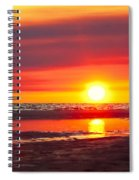 Majestic Moments Spiral Notebook