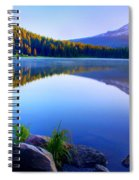 Majestic Reflection Spiral Notebook