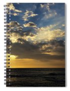 Majestic Sky Spiral Notebook