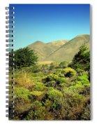 Majestic Slopes Spiral Notebook