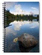 Majesty Hidden Spiral Notebook