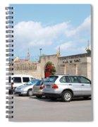 Majorca Bullring At Alcudia Spiral Notebook