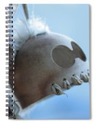 Makakii Ikaika Makani Spiral Notebook