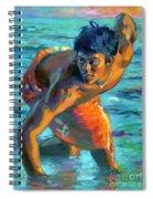 Makana Sunrise Spiral Notebook