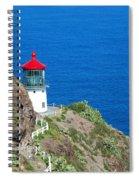 Makapu'u Lighthouse Spiral Notebook
