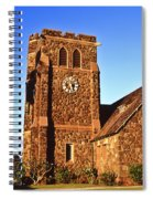Maui Hawaii Makawao Union Church II Spiral Notebook