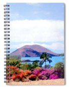 Makena Maui Spiral Notebook