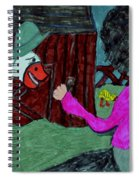 Making A Friendship Spiral Notebook
