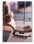 Making A Living Spiral Notebook