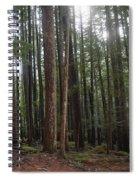 Making A Stand Spiral Notebook