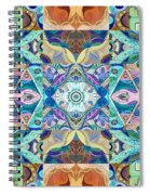 Making Magic - A  T J O D  Arrangement Inverted Spiral Notebook
